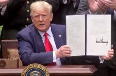 BREAKING: President Trump Just Signed An Executive Order, This Is The BIG ONE