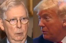 BREAKING: We Just Found Out The REAL Reason Cocaine Mitch Backed Away From Impeaching Trump