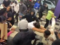 WATCH As Black Brawl Breaks Out In Strange Place- The Videos Are PRICELESS