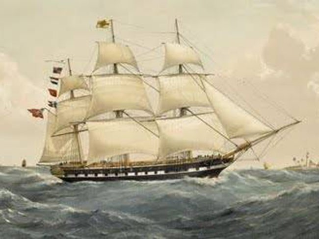 Many Irish Slaves Died During The Trans-Atlantic Passages