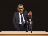 Obama Confesses To Being Biden's Puppet Master