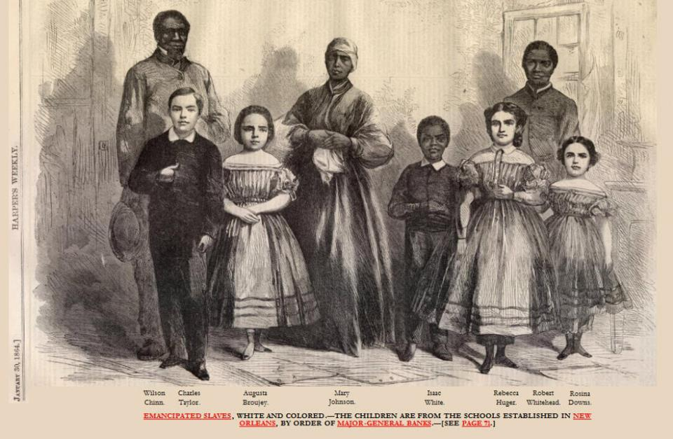 The Irish slave trade began when James II sold 30,000 Irish prisoners as slaves to the New World
