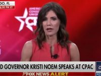 WATCH As South Dakota Gov. Kristi Noem TORCHES Fauci Then Gets Emotional Because Of THIS During CPAC Speech