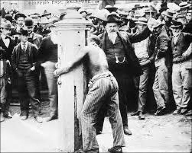 Treatment of Irish White Slaves Was Far Worse Than That Of Black Slaves