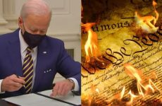 HERE WE GO: Biden To Sign A BUNCH Of Gun Control Executive Orders- Here's What We Know