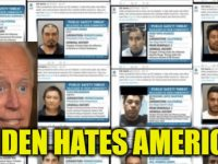 """BREAKING: Dictator Biden Locks ICE Twitter Account """"Halting ALL Public Safety Alerts on 'ILLEGAL ALIENS' In The U.S. With Criminal Backgrounds"""""""