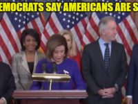 WATCH As TOP Democrats Say Americans Are Too Stupid To Realize That Biden Is Doing THIS To Every American