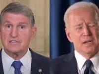 BREAKING: What Joe Manchin Just Did Has Joe Biden FURIOUS- He Just Broke Ranks And Biden Now Can't Do THIS