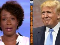 "MSNBC'S Black Racist Hack Joy Reid Goes On INSANE Rant About ""Violent White Extremism""- Compares Trump To THIS Dead Terrorist"