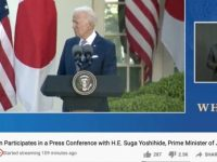BREAKING: The Numbers Are In! LOOK How Many People Watched Joe Biden's Press Conference With Japan's Prime Minister- WHAT A JOKE