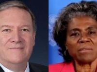 BREAKING: Mike Pompeo Fires Off A TORPEDO At Racist Black After She Does THIS- What A Disgrace To America