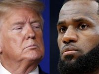 BREAKING News From President Trump And He Just Ripped Racist Thug NBA Player, LeBron James A New One