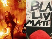 ANTIFA And BLACK LIVES MATTER Team Up And BURN Down THIS City