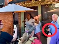 """BREAKING: WATCH As BLM/ANTIFA Rioters Get Challenged By PISSED OFF PATRIOTIC Outdoor Diners- """"Come On, Let's Go!"""""""