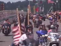 """BREAKING: The PENTAGON SHUTS DOWN """" Rolling Thunder"""" AKA """"POW-MIA"""" Motorcycle Ride- Wrong People To Piss Off"""