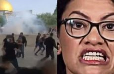 BREAKING: Squad Member Rashida Tlaib Openly Supports Palestinian Agenda To DESTROY Israel