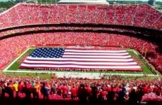 BREAKING Out Of Wisconsin- Bill Passed To Make The National Anthem REQIRED Before Sporting Events!