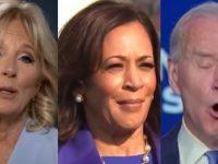 Politico Report: Jill Biden Said Kamala Harris Should 'Go F–k' Herself Because Of THIS
