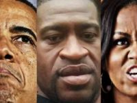 The Obama's Pay Tribute To George Floyd And What Was Said Is DISGUSTING