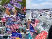 BREAKING: Trump Thanks THOUSANDS Who Showed Up For MASSIVE Trump Boat Parade In FL [VIDEOS]