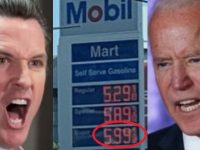 SPECIAL REPORT: Gas Prices Near $6 Per Gallon In California Thanks To Biden And His Communist Regime