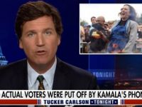 WATCH As Tucker Carlson Takes Kamala On- And DESTROYS HER