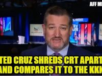 BOOM! Watch As Ted Cruz SHREDS CRT Apart And Compares It To The KKK