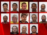 BREAKING: 17 Men Charged in Undercover Sex Trafficking Operation In THIS State