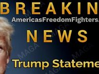 BREAKING: WATCH Trump Deliver BOMBSHELL Warning To America- Makes One Of The Announcements We've All Been Waiting For