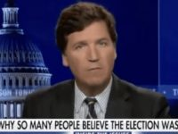 """WATCH The Video Of What Happens When Tucker Carlson Reads VIRAL Thread On """"Why So Many People Believe The Election Was RIGGED"""""""