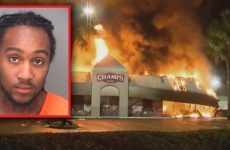 Black THUG Who Torched Champs Sports Store During BLM Riot Gets Handed Down Disgusting Sentence [VID]