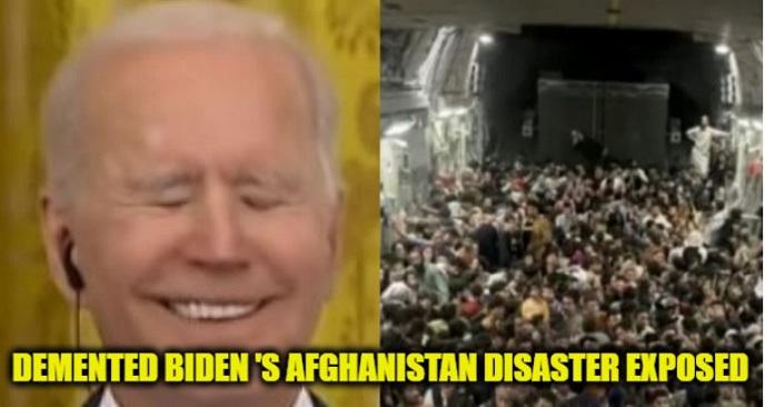 BREAKING: Non 'Woke' General Drops Major BOMBSHELL On Biden's DISATROUS Afghanistan Withdrawal
