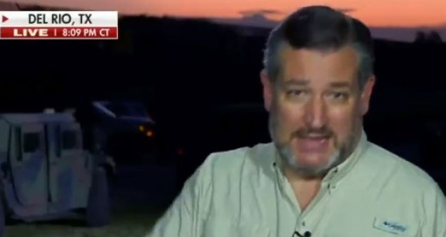 What Ted Cruz Said About The Border Is Absolutely Heartbreaking!