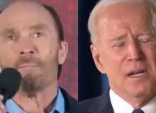 Biden TRASHES Patriot Lee Greenwood And You WILL Be PISSED [VIDEO]