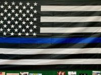 OUTRAGEOUS! Teacher ORDERED To Remove PRO-POLICE Flag- Allows BLACK LIVES MATTER And LGBT Flags To Remain