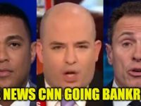 BREAKING REPORT! CNN Collapsing LITERALLY, Going Bankrupt After MASSIVE Ratings Tank- America's Done With FAKE NEWS!