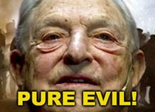 IT'S HAPPENING! Massive Movement To Overthrow George Soros EXPLODES!