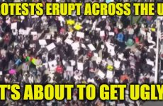 BREAKING: Protests ERUPT Across The U.S. Over THIS- It's About To Get UGLY