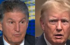 WHOA! Look Who's PUSHING Joe Manchin To Switch To The Republican Party- It's Totally NOT Who You Think It Is!