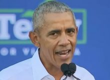WATCH As Obama Goes FULL HITLER In NAZI Style Speech- Calls For The ERADICATION Of Trump Supporters