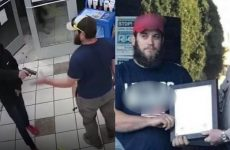 Watch BADASS Marine Veteran Hero In THIS State Who Stopped A Robbery Receives Valor Award- What He's Wearing Has Liberals Scared To DEATH