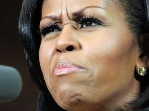 Michelle Obama Says America's Museums Are Only For White People...