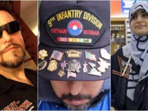 Patriot Notices Walmart SLAMMING Veteran, Spots What Muslim Was Doing And Took ACTION