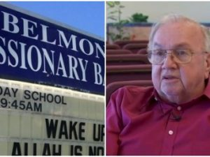 """Muslims Demand Church Remove """"Bigoted"""" Signs, Pastor Has The PERFECT Reply..."""
