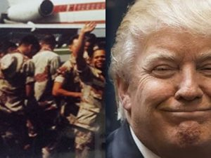 WHOA: 200 Stranded U.S. Marines Need Help After Desert Storm… Then Trump Does The UNTHINKABLE