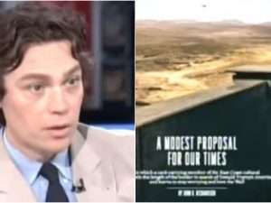 Liberal Journalist Goes to Border to See if Trump Is Right, What He Finds Out Shocks Everyone
