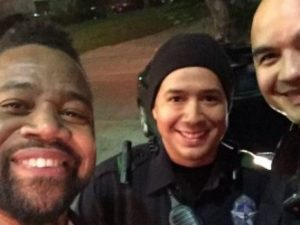Cuba Gooding Jr. Learns Cop He Took Photo With Was Killed By BLM Thug, Here's His Response...