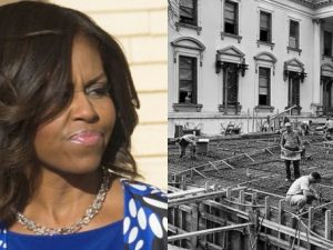 Historians Reveal The FACTS About Michelle's Claim That Slaves Built The White House...