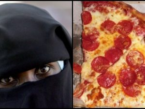Muslims Spot White Couple Eating Pizza, What Happens Next Should Have Every American FURIOUS
