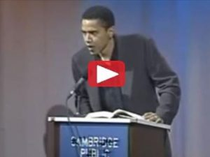 BOOM! After Libs Leak Trump Audio, We Dug Up THIS Obama Video... MUST SEE!